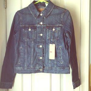 Levi Women's Jean Jacket
